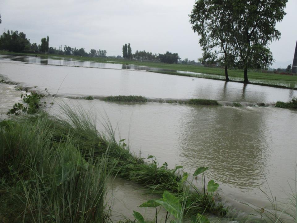 Emergenza Alluvione Nepal