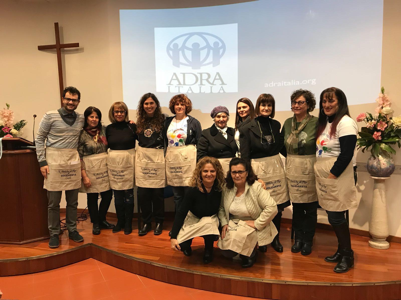 """Cellole: 12 Famiglie Aiutate Da """"Amiche Di Ago Per Solidarietà"""""""