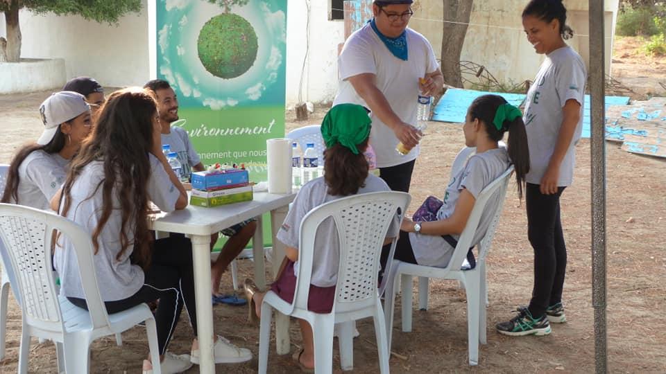 Salute Educativa In Tunisia