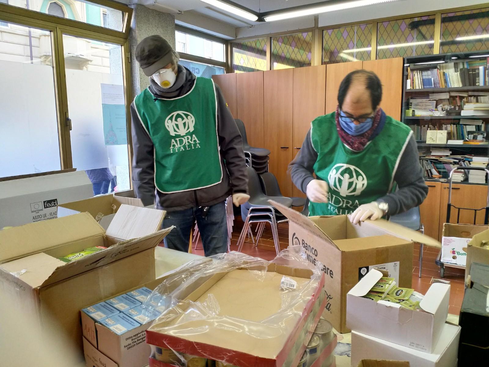 Torino: Volontari Nel Territorio