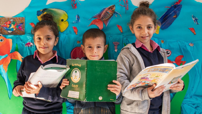 Tutti I Bambini Del Mondo A Scuola. Presentata La Seconda Fase Della Campagna
