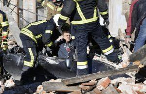 ADRA Croazia sui luoghi del terremoto