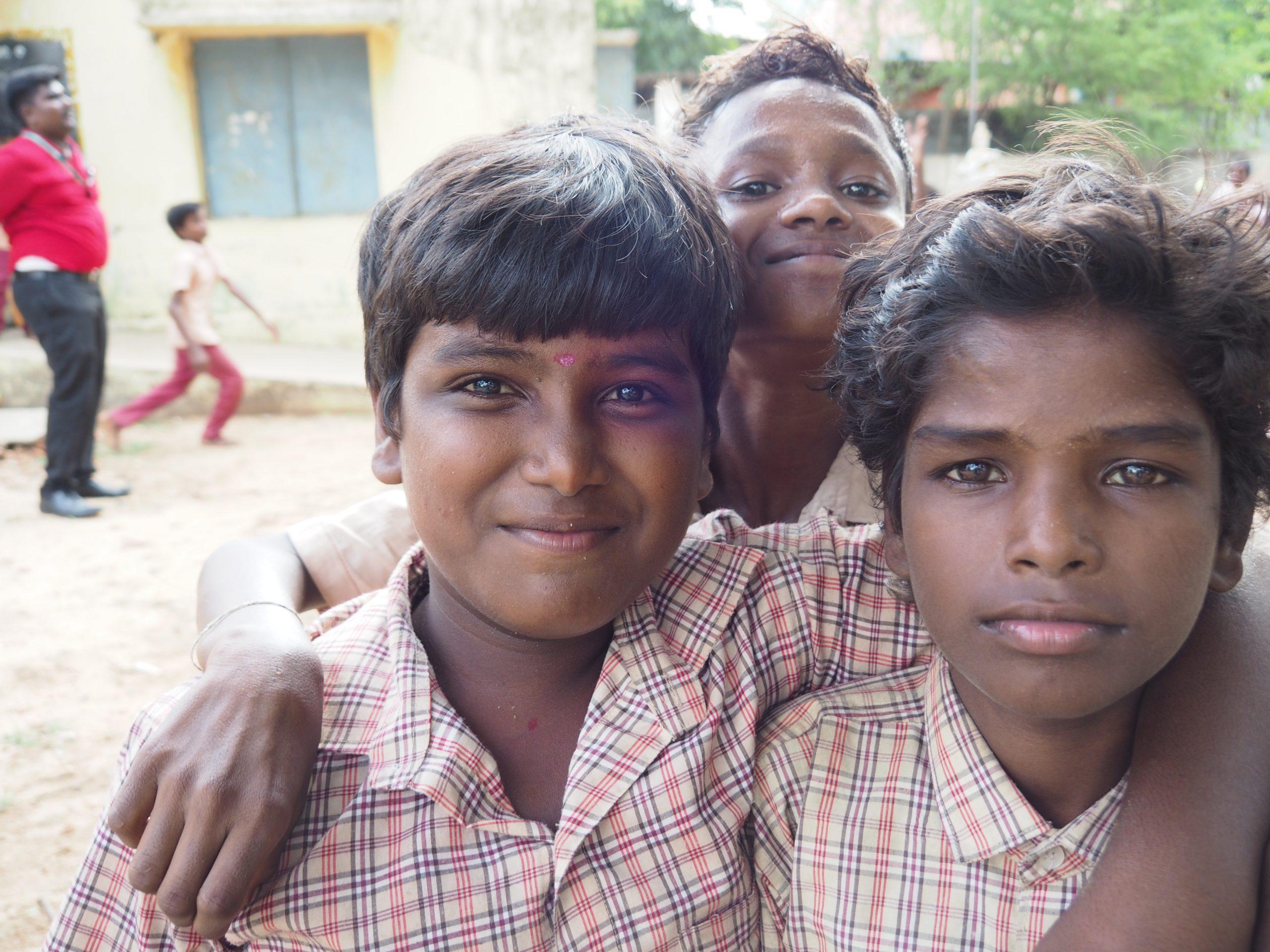 India – Progetto Contro L'abbandono Scolastico